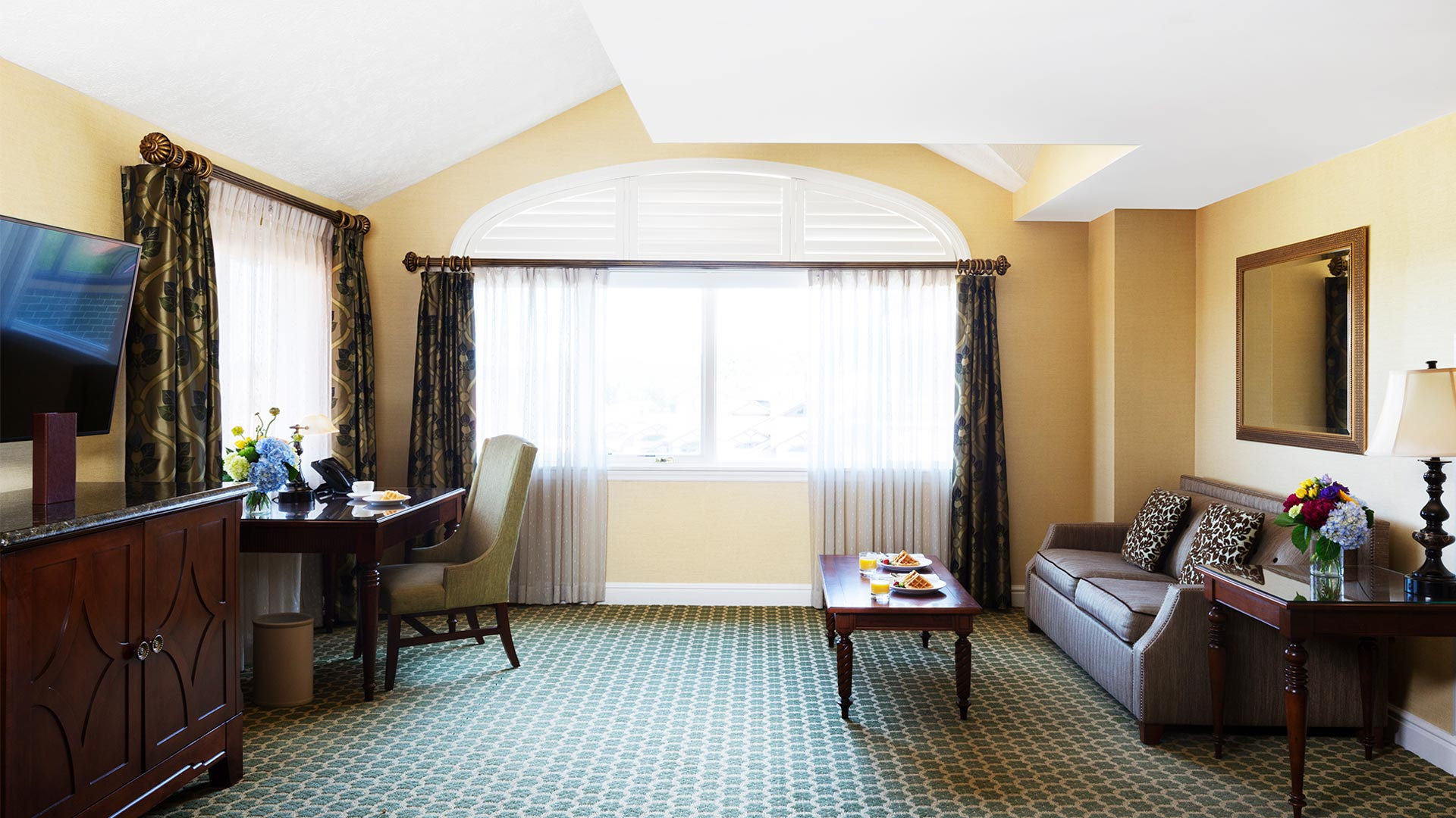 Lodge Double Suite