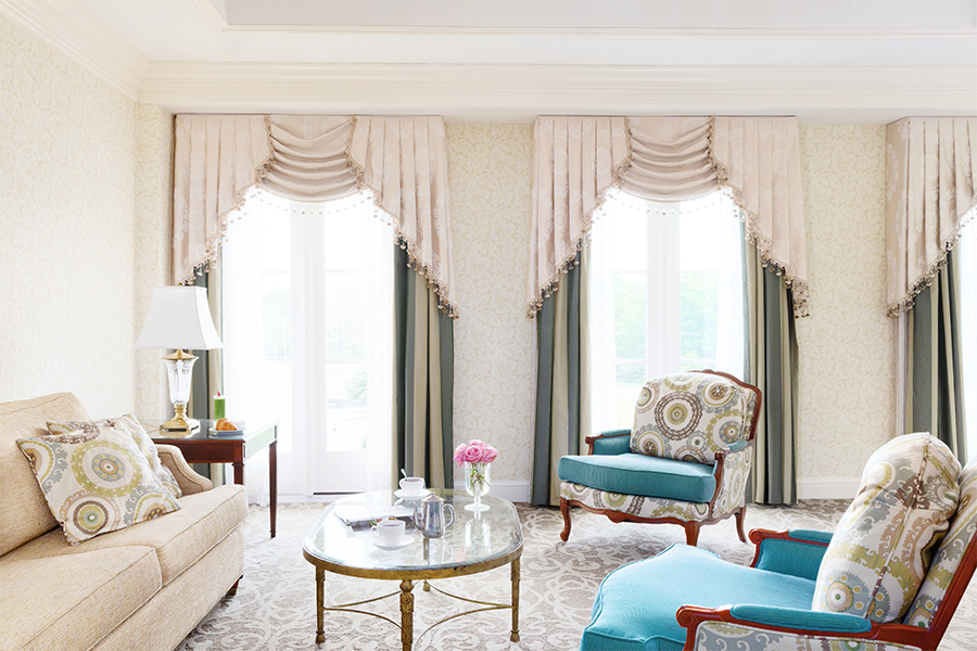 a picture of the Double Suite.