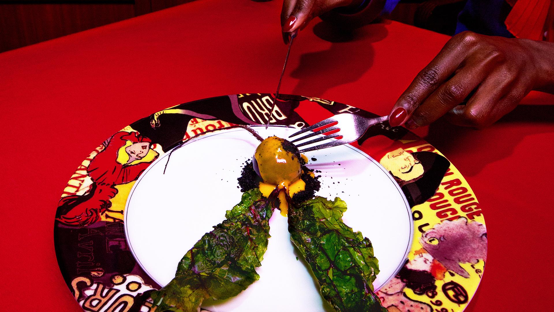 lautrec dish of a beet