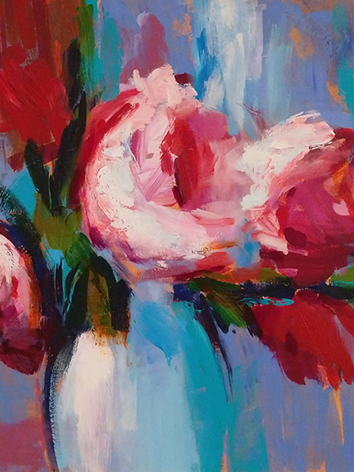 Flowery Feelings by Claire Hardy