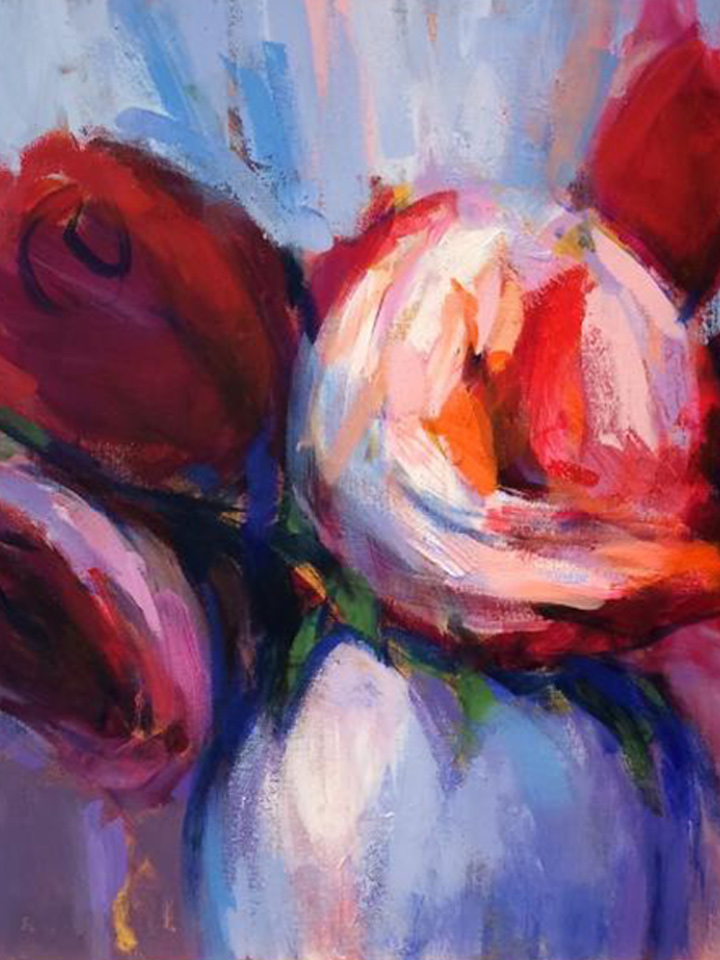 Only a Few Roses by Claire Hardy