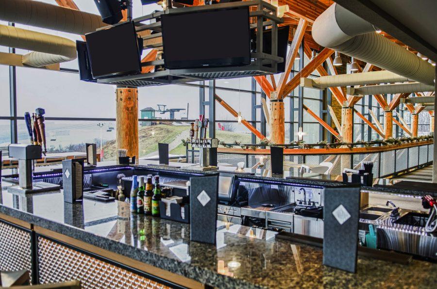 Peak Inside Bar