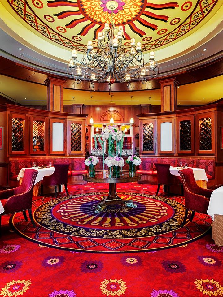 Lautrec Dining Interior
