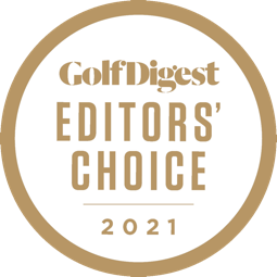 Golf Digest Editors' Choice Award 2021Logo